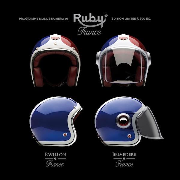 Ruby Belvedere France sisak