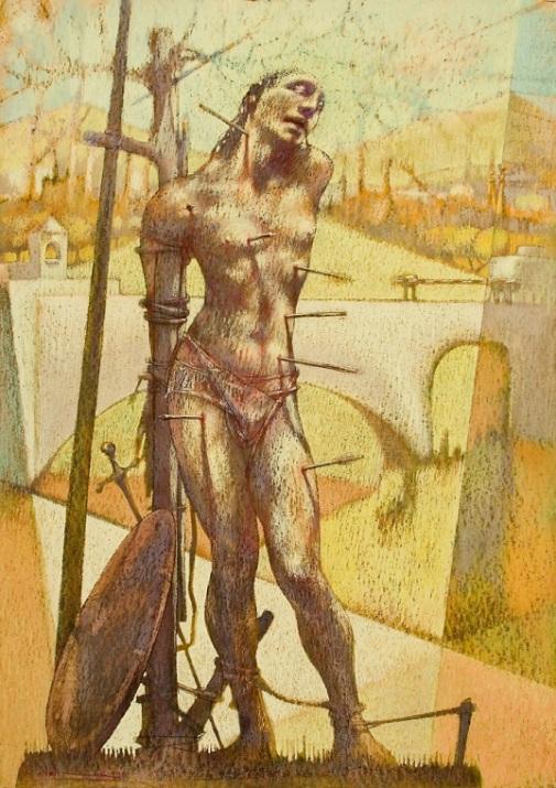Saint Sebastian - Vahan Bego