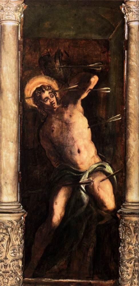 St. Sebastian - Tintoretto