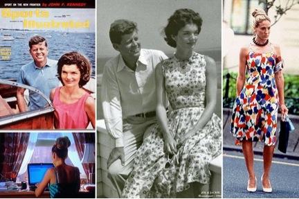 Marimekko, from Jacqueline Kennedy to Carrie Bradshaw