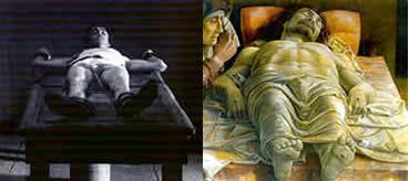Mamma Róma / Halott Krisztus siratása